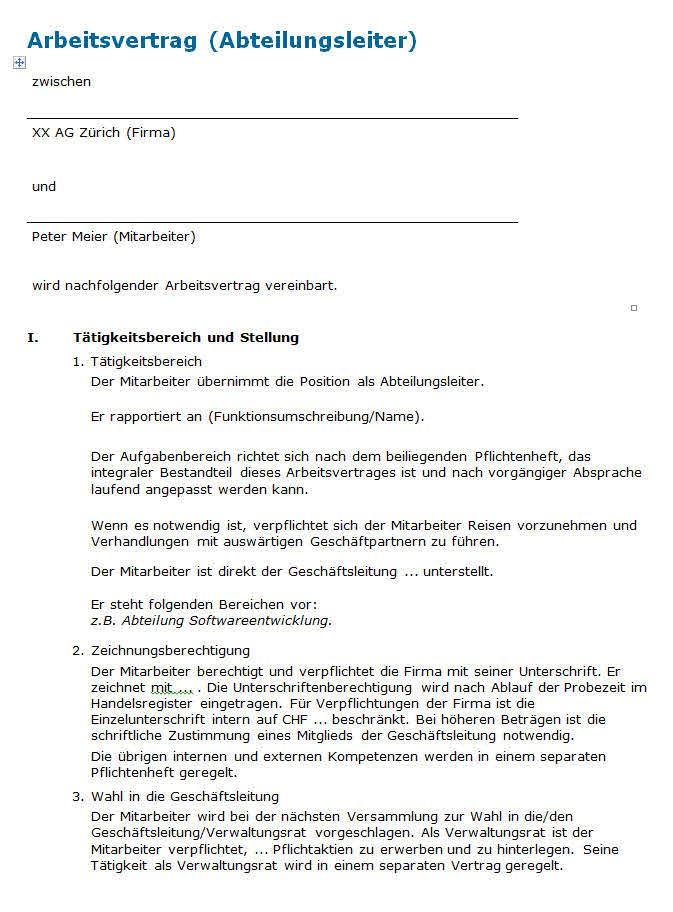 Management Und Logistik Vorschuss Gehalt Muster